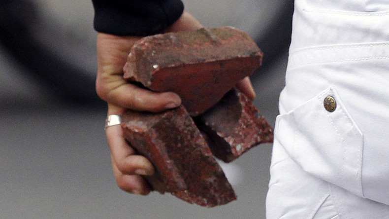 Labour leadership race descends into death threats & brick throwing