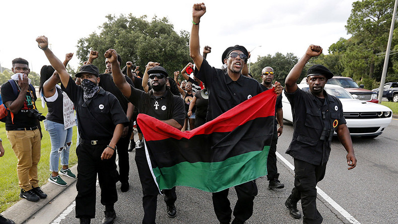 New Black Panther Party will carry arms ahead of RNC next week - report