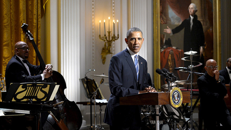 'We are the world': 10 political heavyweights who sang their hearts out (VIDEO)