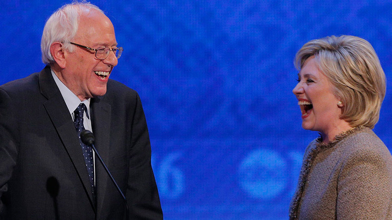 Sanders endorses Clinton, reversing everything he's said about 'Wall Street candidate' (QUOTES)