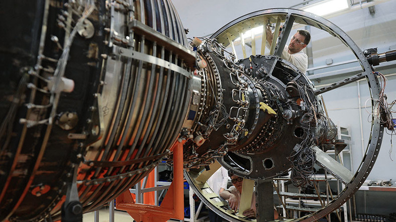 Russia creates aircraft engine for 6th-generation space planes