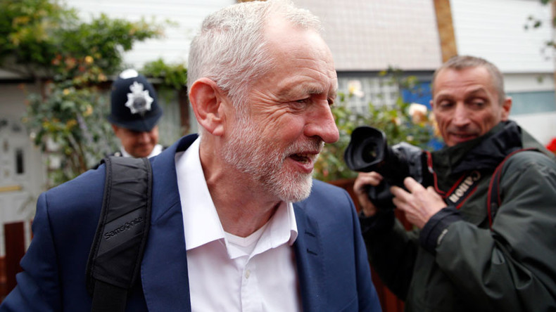 Labour donor to launch legal challenge against Corbyn leadership ballot