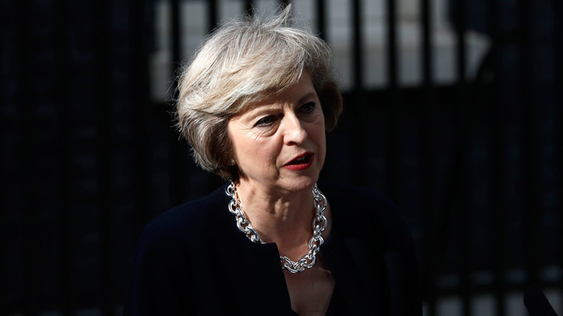 Demands for Theresa May to ensure human rights aren't pushed aside
