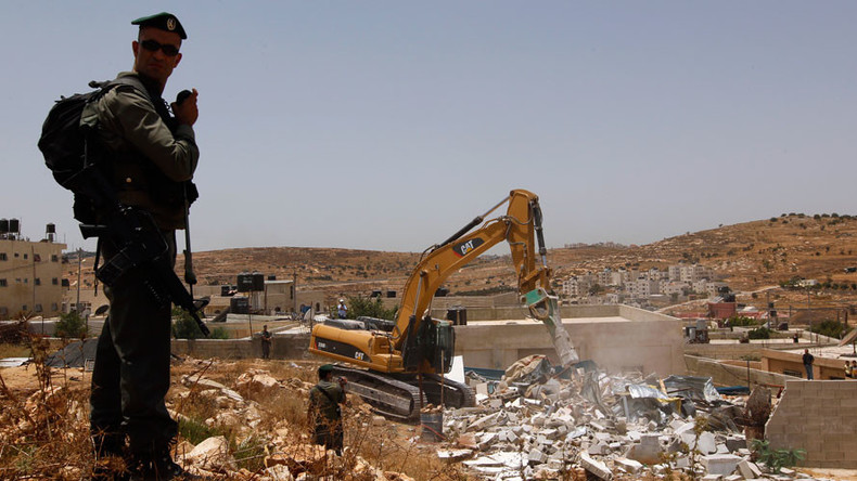 'Demographic war': Spike in Arab homes demolition in east Jerusalem slammed in new report