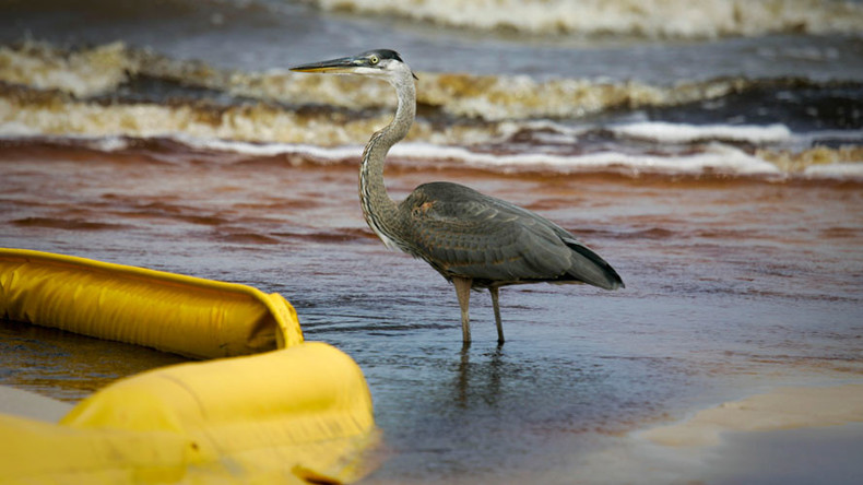 BP estimates loss from Gulf of Mexico oil spill at almost $62bn