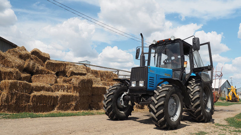 Agricultural machinery production in Russia surges 35%