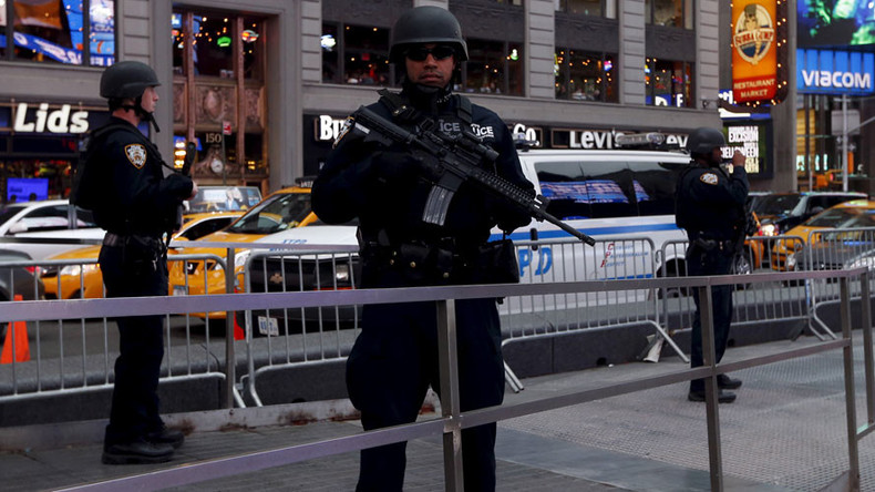 New York State ramps up security following Nice attack