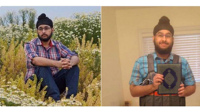 Sikh man wrongly identified as France terror suspect...for the second time