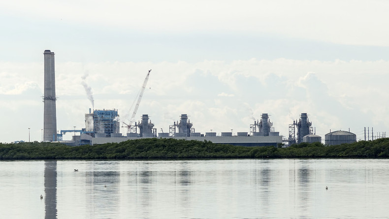 Florida nuclear plant operator sued for polluting drinking water
