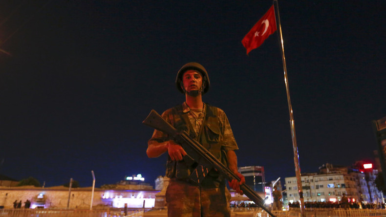 Turkish state broadcaster TRT resumes operation after military takeover