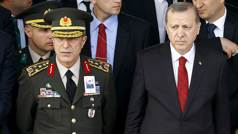 'Gift from God': Erdogan sees coup as 'chance to cleanse ...
