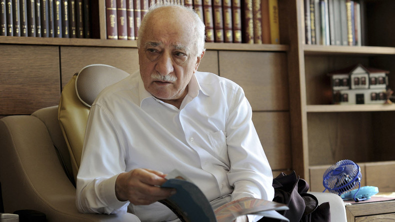 'Turkey coup plotter' Gulen: Failed uprising could have been 'staged' by Erdogan himself