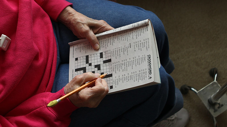 Elderly woman fills in crossword-themed artwork worth $90,000 in German museum