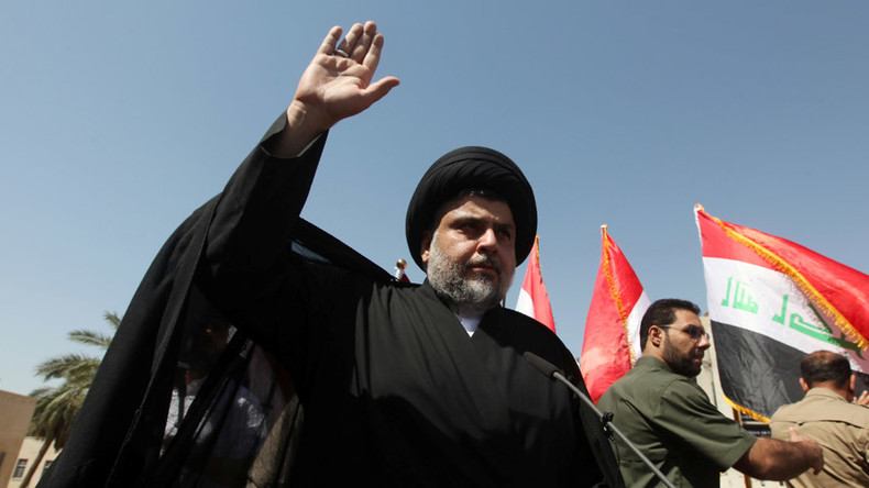 US troops in Iraq now 'target' for Shiite militia, influential cleric preaches