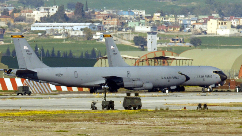Turkish investigators enter & 'search' Incirlik air base where US nukes are housed