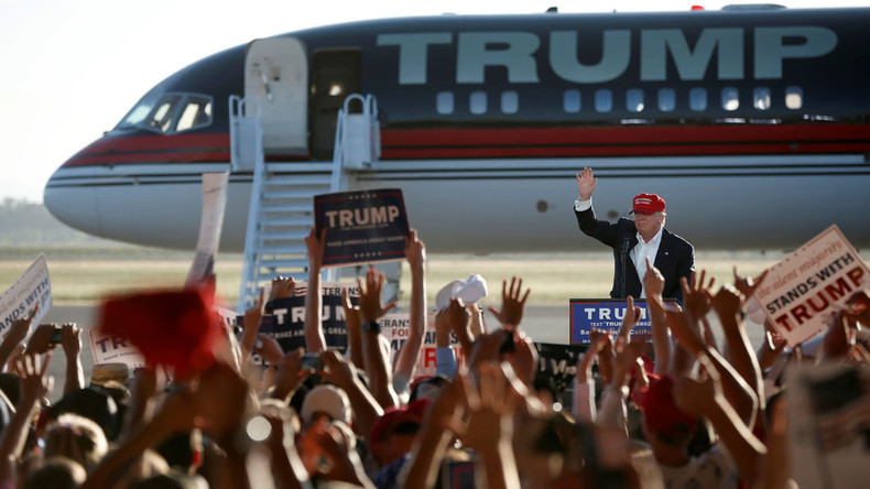 How Donald Trump will follow the money