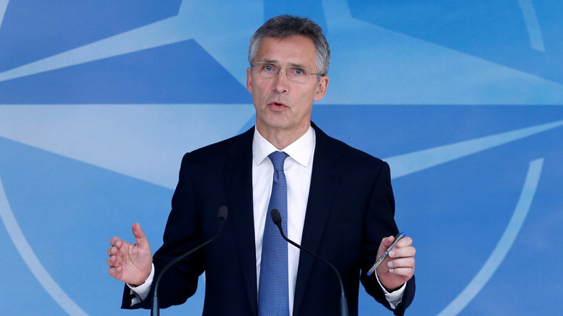 NATO's Stoltenberg to Erdogan: 'Ensure full respect for democracy' in coup aftermath