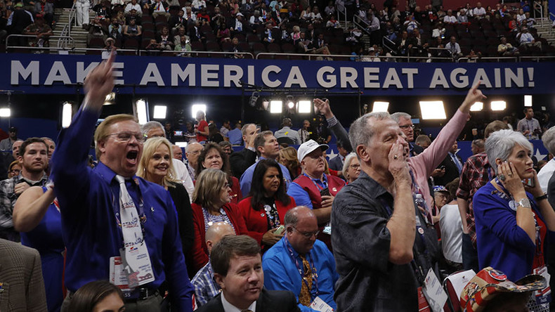 Mayhem breaks out at RNC after party ignores last-minute attempt to change convention rules