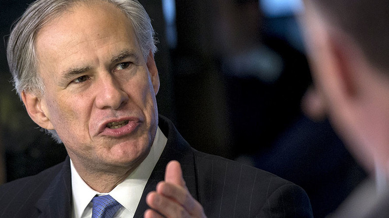 Texas governor makes bid to extend hate crime protections to cops in Police Protection Act