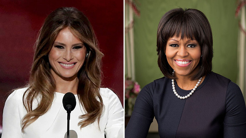 Word for word: Melania Trump echoes Michelle Obama's 2008 convention speech (VIDEO)