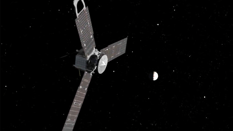 NASA releases 1,300 raw images of Juno's approach to Jupiter (VIDEO)