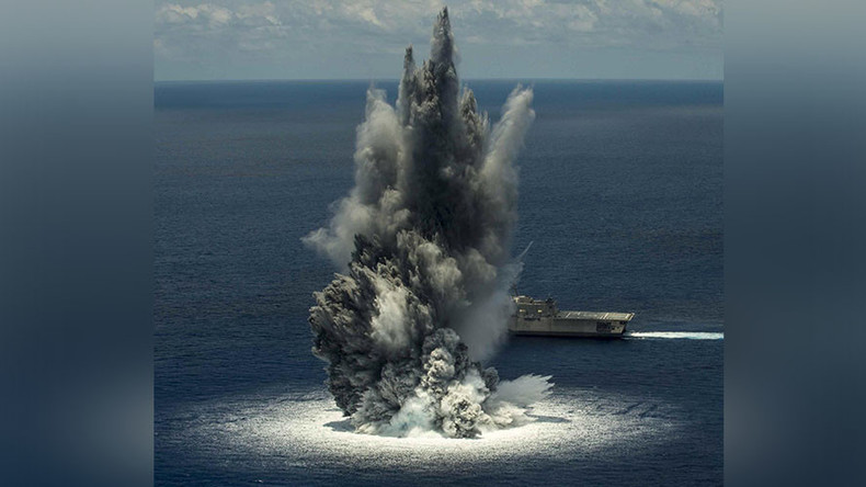 'Smoking gun': Navy testing likely caused 3.7 magnitude 'earthquake' off Florida