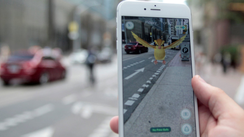 Pokémon stop! Driver immersed in game craze rams police car in Baltimore