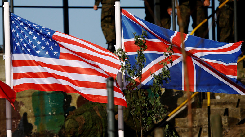 UK's post-Brexit future with America in old colonial stomping ground Asia, says academic