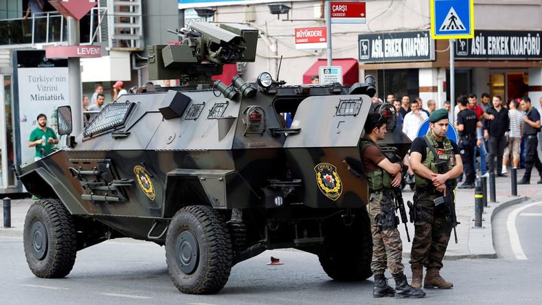 #TurkeyPurge: Post-coup crackdown