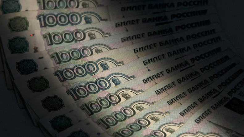 Putin wants balance between stronger ruble and Russian budget