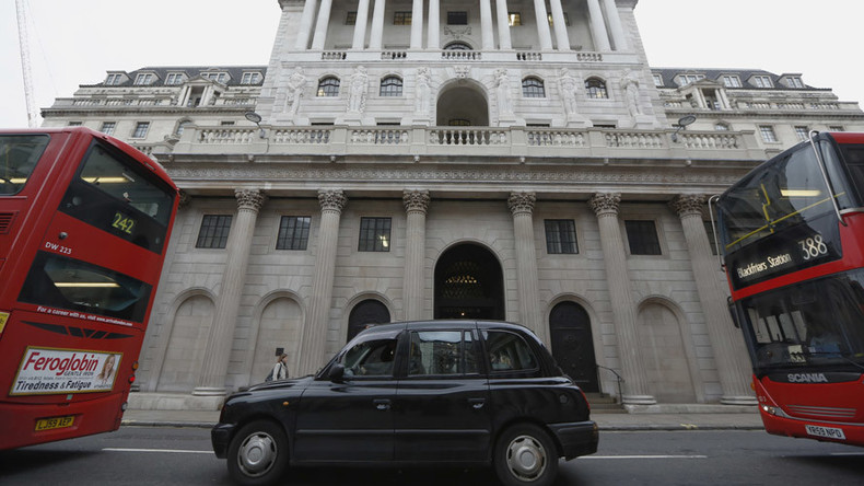 Bank of England considers issuing its own digital currency