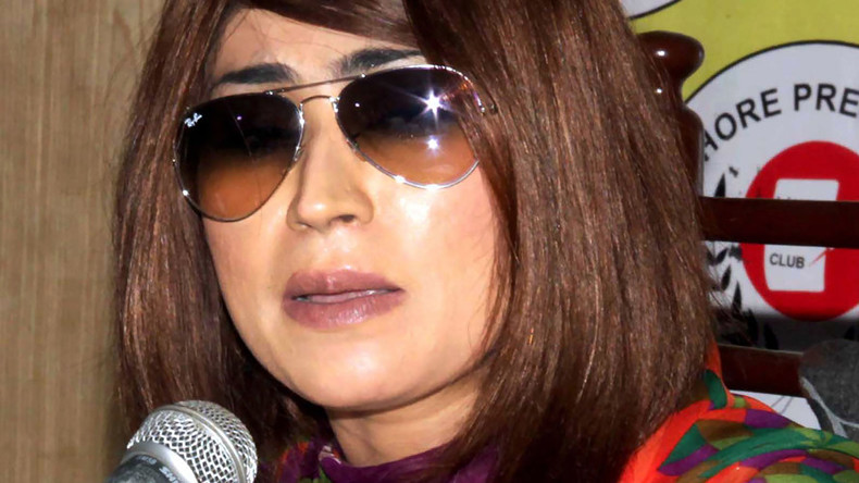 Pakistan moves to ban 'honor killings' after murder of social media star