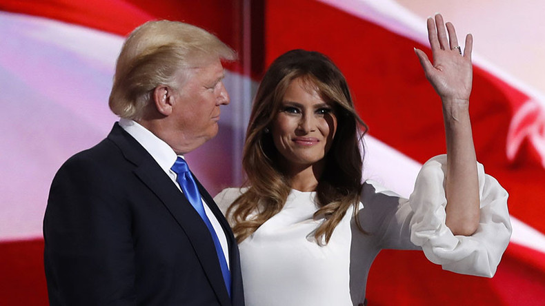 No such thing as bad publicity: Trump finally responds to furor over Melania's speech