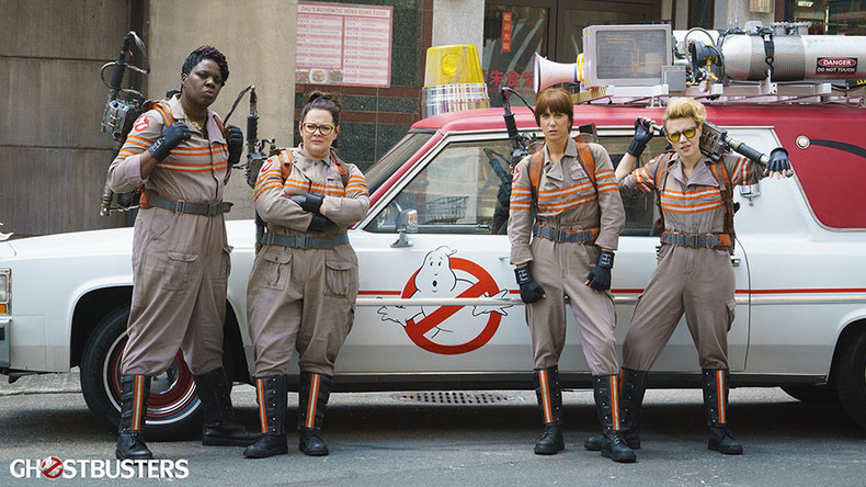 Ghostbusters is back: Ivan Reitman weighs in on the controversy over the film's female cast