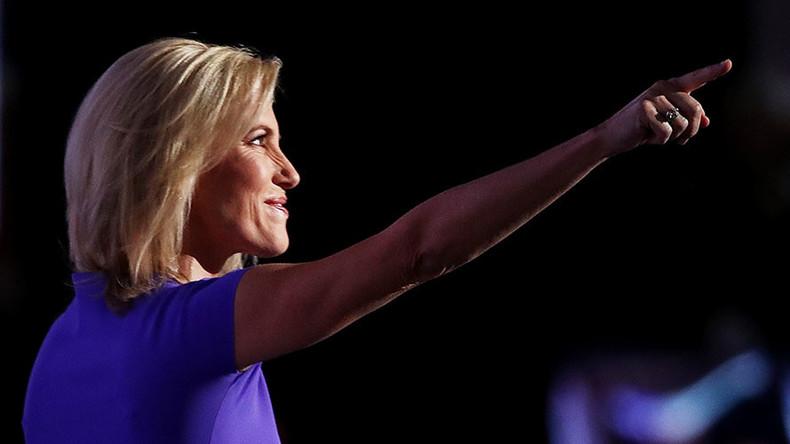 Twitter abuzz over Laura Ingraham's 'Nazi salute'