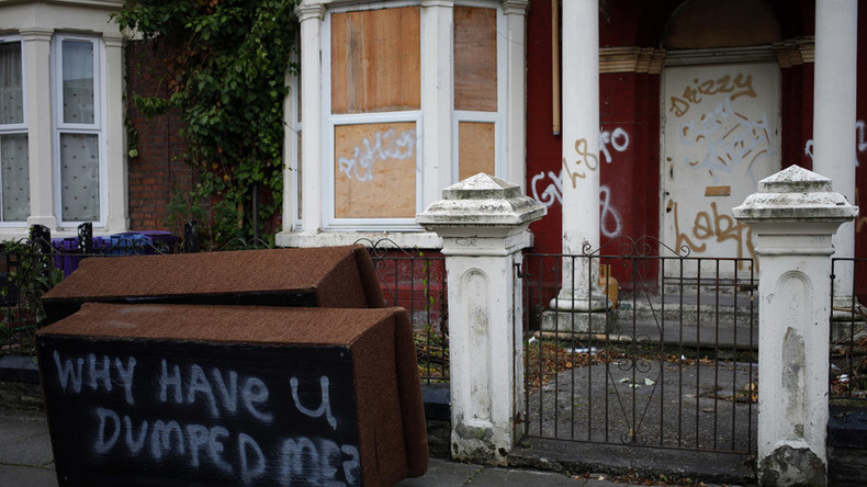 Slum conditions return to Britain as housing crisis brings squalor, exploitation