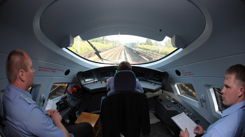 German firms want an over €2bn stake in Russian high-speed railway