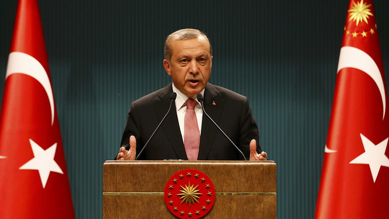 'Erdogan attempting to play hero by confronting US superpower'