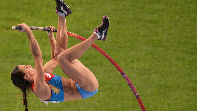 'Track-and-field burial': Russia's Isinbayeva slams CAS for upholding ban, pins hopes on IOC