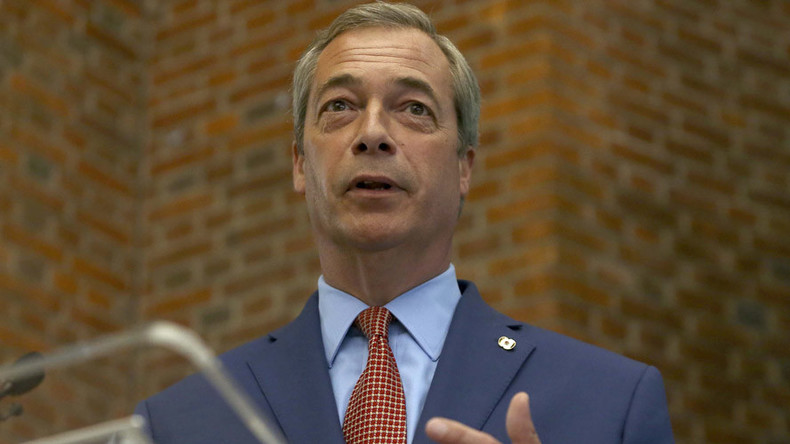 Farage plans European tour to stoke up EU independence movements