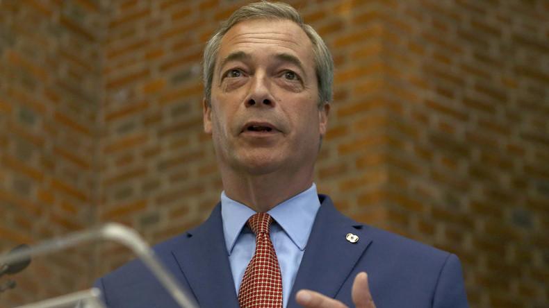 Farage plans European tour to stoke up EU independence movements