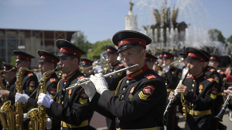 Senators draft bill introducing prison sentences for insulting Russian national anthem