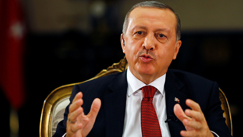 Erdogan to eradicate 'separatist & terrorist' infiltrators, inject army with 'fresh blood'