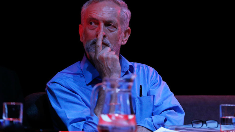 Labour leader Corbyn denies bullying & threatening to get critical MP's dad to tell him off