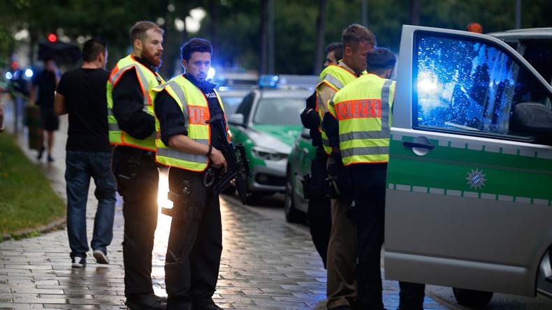Munich shooting: First videos show people fleeing mall area amid gunfire (VIDEOS)