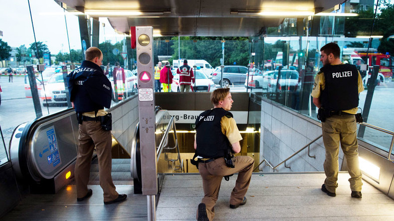Munich mall shooting: Lone wolf attack 'inspired by Breivik'