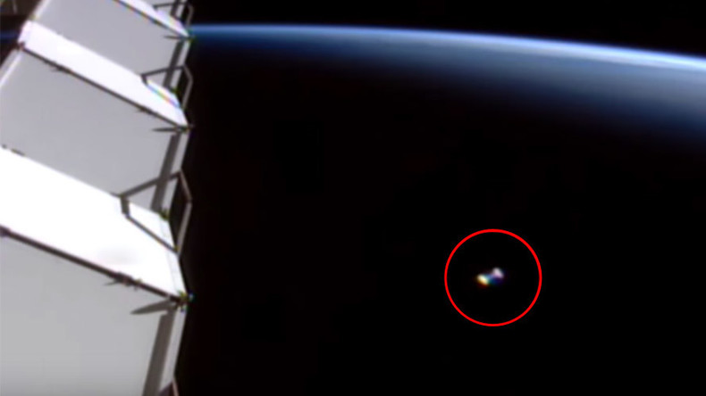 Was NASA's codename for UFOs accidentally revealed? (VIDEO, POLL)
