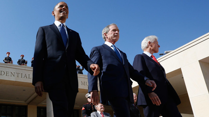 Obama vetoes bill capping expenses of former presidents at $200k a year