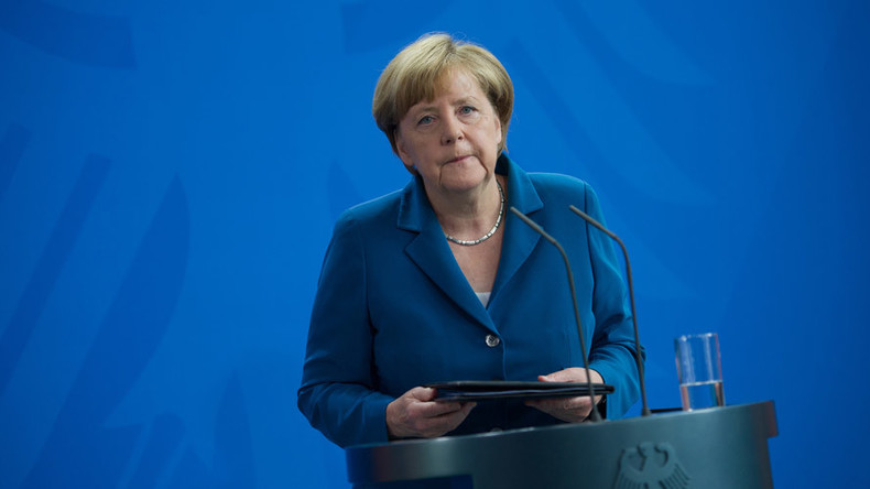 'Merkel delayed comments on Munich shooting, knowing Germans blame her for failed security'