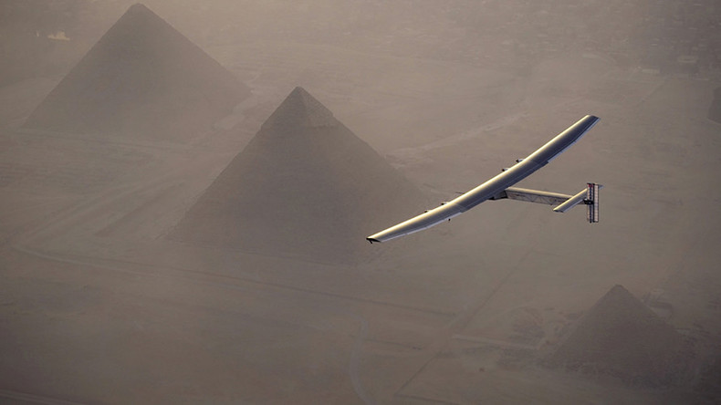 Solar Impulse 2 takes off on last leg of round-the-world journey